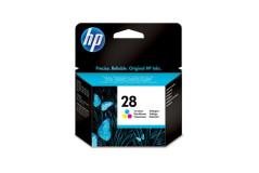 ראש דיו מקורי צבעוני HP C8728A