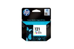 ראש דיו צבעוני מקורי (HP CC643HE (121