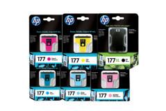 סט 6 ראשי דיו (177) HP C8719HE+C8771-5HE