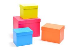 קופסא לכרטיסיות מעוצבת זוהר  מספר 3