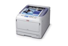 מדפסת לייזר צבעונית A3-  OKI C831N