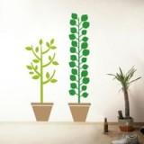 מדבקת קיר - Plants