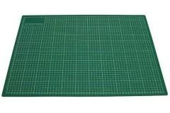 משטח חיתוך ירוק   -  30X45  ס``מ