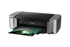 מדפסת הזרקת דיו Canon Pixma Pro-100