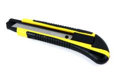 סכין רחב מסיבי-מסילת פלסטיק