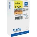 ראשי דיו צהוב מקורי EPSON T7014