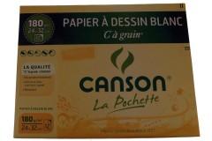 נייר קנסון 24* 32 ס``מ - 180 גרם