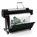מדפסת HP Designjet T520 ePrinter-CQ893A