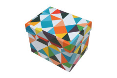 קופסא לכרטיסיות מעוצבת רטרו מספר 1