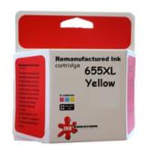ראש דיו צהוב תואם (HP CZ112AE (655