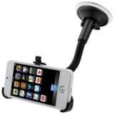 זרוע לרכב עבור iPhone 5 & 5S -שחור