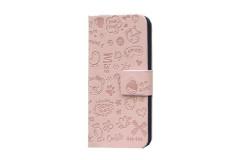 נרתיק עור מעוצב דגם Magic Girl עבור iPhone 5 & 5S