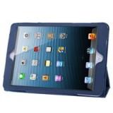 כיסוי חכם עשוי עור עבור iPad mini / mini 2 Retina