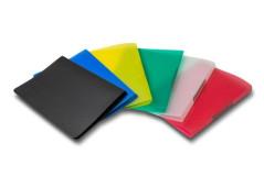 תיק טבעות צר מפל - צבעוני גב 2.2 ס``מ