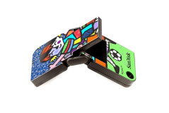 זכרון USB נייד SanDisk® Cruzer® POP BRITTO EDIDTION Z53  -נפח 8GB