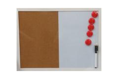 לוח משולב שעם / מחיק 30X40