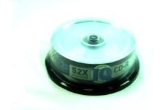 IQ CD-R80 - באריזה 25 יח