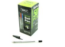 עט חד פעמי שקוף - טריפל 770-05