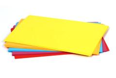 נייר צילום A4 בצבעים חזקים - 80 גרם - 100 דף