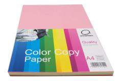 בריסטול צילום A4 בצבעים חיים- 150 גרם - 70 דף