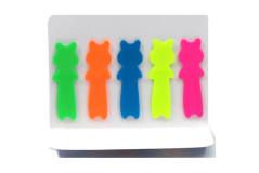 דגלוני סימון ארנבים סט 5 צבעים PC0205