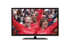 טלוויזיה FUJICOM LED 32 FJ-32V דקה ואלגנטית  תפריט בעברית