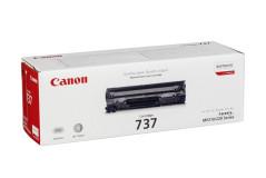 טונר שחור מקורי CANON CRG737