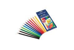 סט 12 עפרונות צבעוניים שטדלר -NORIS CLUB