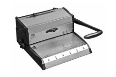 מכשיר כריכה ספירלים מתכת  X6
