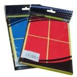 דפי מדבקות 50X80 צבעוני