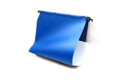 תיק תלייה פלסטיק PP גב 8 - כחול