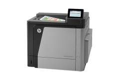 מדפסת לייזר צבעונית HP Color LaserJet Enterprise M651dn
