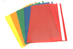 תיק פלסטי חזית שקוף-פוליו ( 20 יח)