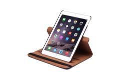 כיסוי עור Flip עם מרקם ליצ`י ל-iPad Air 2