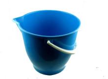 דלי שטיפה 15 ליטר מופ - ידית פלסטיק