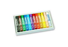 צבעי פסטל-שמן 12 גוונים GIOTTO OLIO