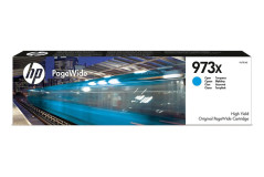 ראש דיו ציאן מקורי HP 973XL F6T81AE