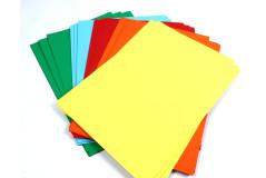 בריסטול צילום A4 בצבעים חמים - 150 גרם - 70 דף