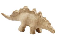 דינוזאור עבודת יד , גובה 10.5-12.5 ס``מ - דגם 1
