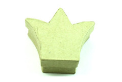 קופסת נייר עבודת יד , גודל 6-11 ס``מ - כתר