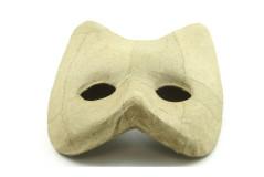 מסכת נייר עבודת יד , גובה- 12-21 ס``מ - דגם 3
