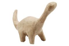 דינוזאור עבודת יד , גובה 10.5-12.5 ס``מ - דגם 3