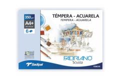 קרטון לציור FABRIANO SCOLA  גודל 32X24