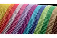 גליון קרטון גלי 50X65 מגוון צבעים