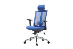 כסא מנהל גב רשת ארגונומי סאני SK3098