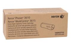 טונר שחור מקורי XEROX 106R02732