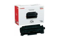 טונר שחור מקורי Canon 724