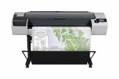 מדפסת הזרקת דיו HP DesignJet T795 (CR649C)