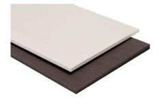 גליון קאפה 70/100 -עובי 0.5 ס``מ שחור