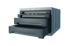 ארגז 4 מגירות מודולרי ArchivoTec Serie 6022